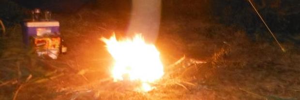 firecamping