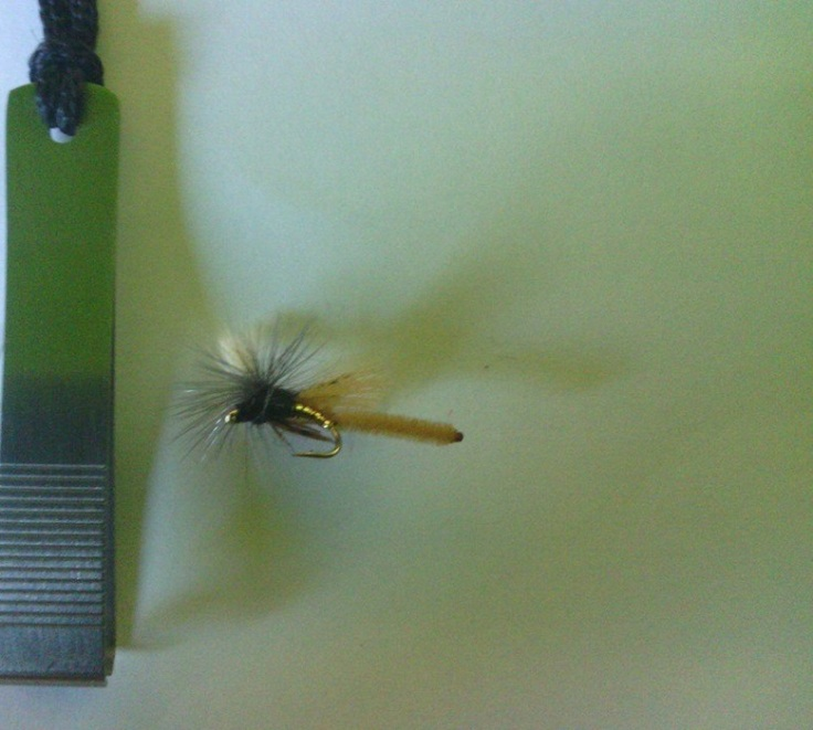 Tan Spotlight Caddis